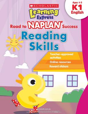 Learning Express NAPLAN: Reading Skills K1 book