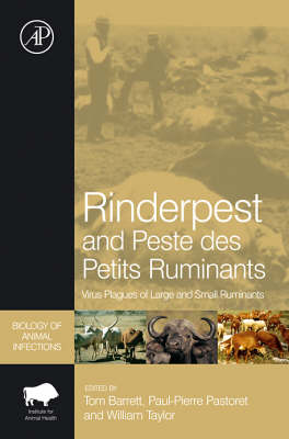 Rinderpest and Peste des Petits Ruminants book