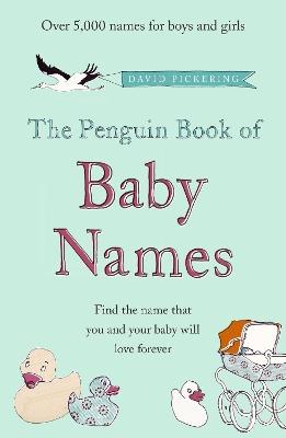 Penguin Book of Baby Names book