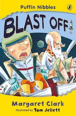 Blast Off book