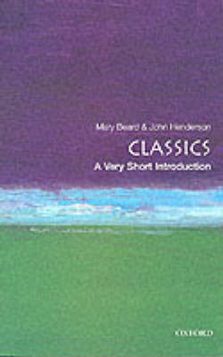 Classics: A Very Short Introduction book