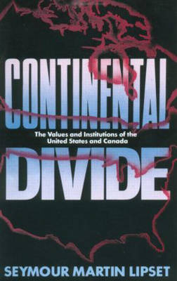 Continental Divide book