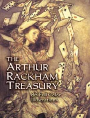 Arthur Rackham Treasury book