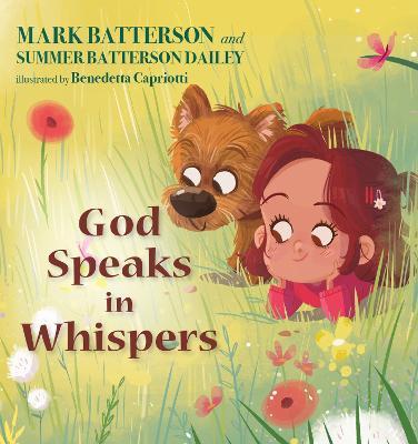 God Speaks in Whispers book