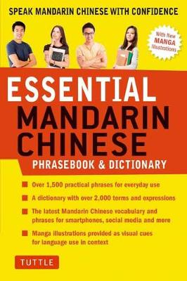 Essential Mandarin Chinese Phrasebook & Dictionary by Catherine Dai