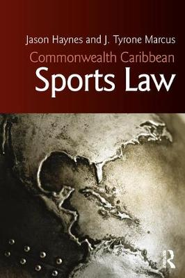 Commonwealth Caribbean Sports Law book