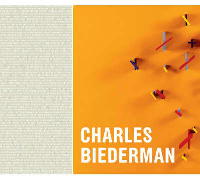 Charles Biederman by Susan C. Larsen