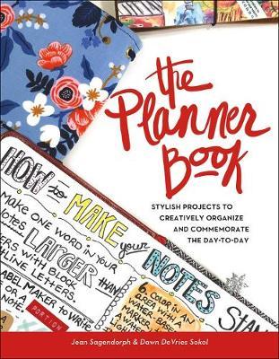 The Planner Book! by Jean Sagendorph