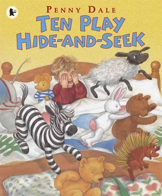 Ten Play Hide And Seek by Ms. Penny Dale