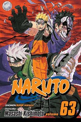 Naruto, Vol. 63 by Masashi Kishimoto