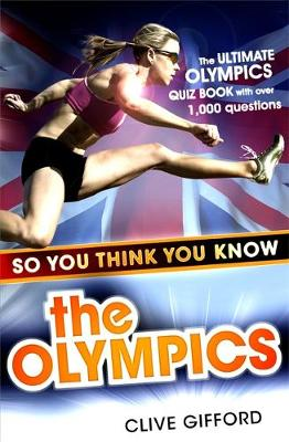 The Olympics by Clive Gifford