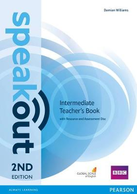 Speakout Intermediate 2nd Edition Teacher's Guide by Damian Williams