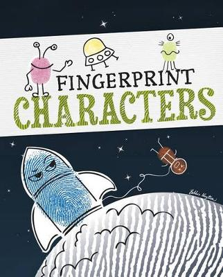 Fingerprint Characters by Bobbie Nuytten