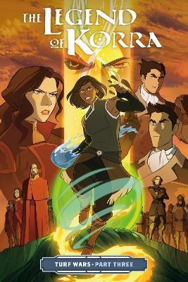 The Legend Of Korra: Turf Wars Part 3 book