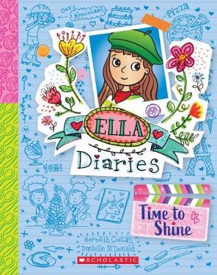 Ella Diaries #17: Time to Shine book