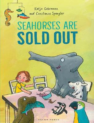 Seahorses Are Sold Out book