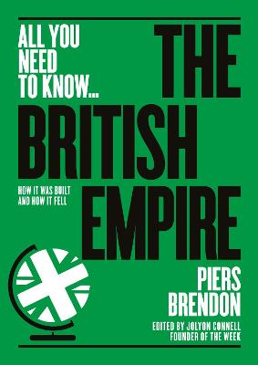 The British Empire by Dr. Piers Brendon