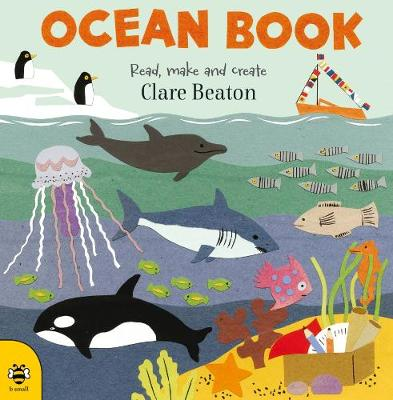 Ocean Book by Clare Beaton