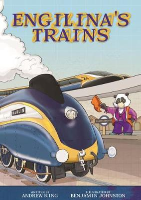 Engilina's Trains by Andrew King