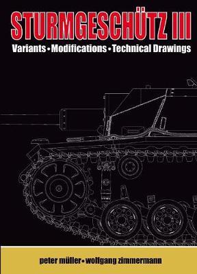 SturmgeschuTz III by Peter Muller