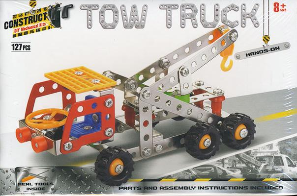 Construction Kit: Tow Truck by