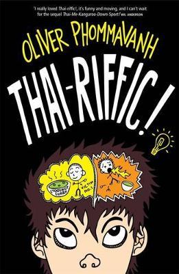 Thai-Riffic! book