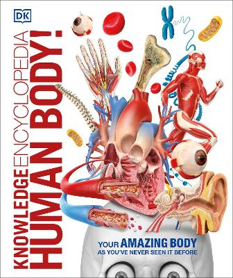Knowledge Encyclopedia Human Body! book