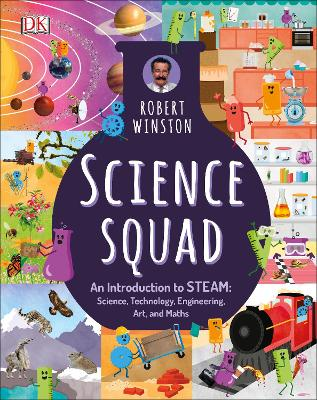 Science Squad by Robert Winston