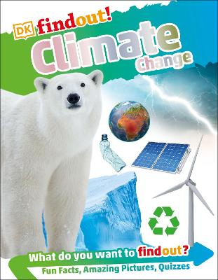DKfindout! Climate Change book