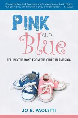 Pink and Blue by Jo Barraclough Paoletti