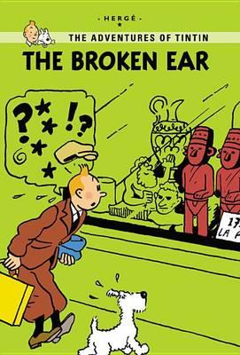 The Broken Ear by Herge