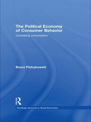 Political Economy of Consumer Behavior book