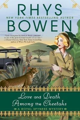 Love And Death Among The Cheetahs book