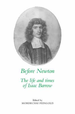 Before Newton book