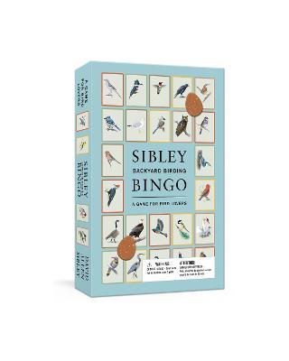 Sibley Backyard Birding Bingo: A Game for Bird Lovers: Board Games by David Allen Sibley
