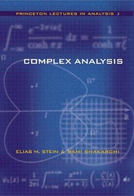 Complex Analysis book