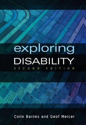 Exploring Disability book