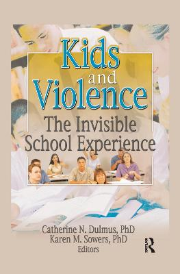 Kids and Violence by Karen Sowers