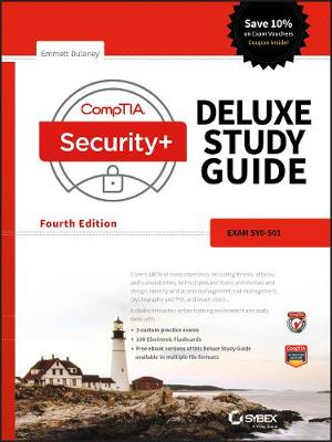 CompTIA Security+ Deluxe Study Guide book