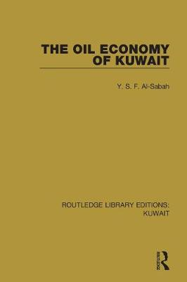 The Oil Economy of Kuwait book