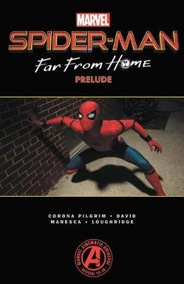 Spider-man: Far From Home Prelude by Will Corona Pilgrim