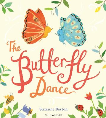 The Butterfly Dance by Suzanne Barton