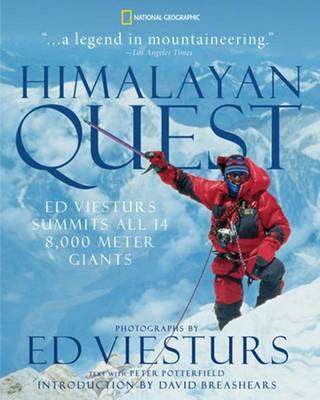 Himalayan Quest by Ed Viesturs