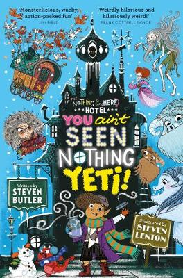 The Nothing to See Here Hotel #2 by Steven Butler