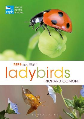 RSPB Spotlight Ladybirds book