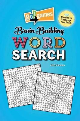 Go!games Brain Building Word Search book
