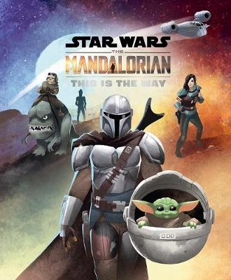 Star Wars The Mandalorian: This Is The Way book