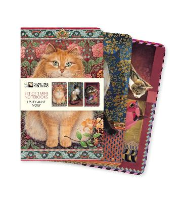 Lesley Anne Ivory Mini Notebook Collection by Flame Tree Studio