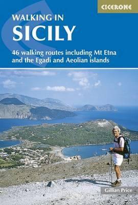 Walking in Sicily by Gillian Price