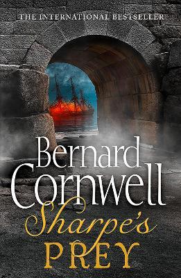 Sharpe's Prey by Bernard Cornwell